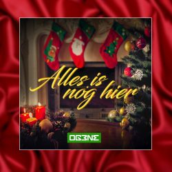 "KERSTSINGLE ""Alles Is Nog Hier"""