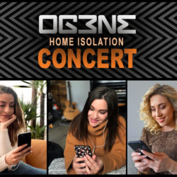 ONLINE 'HOME ISOLATION CONCERT'