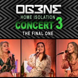 """HOME ISOLATION CONCERT 3"" – THE FINAL ONE"