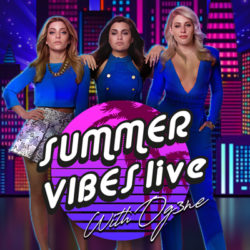 3 'SUMMER VIBES' ONLINE SHOWS